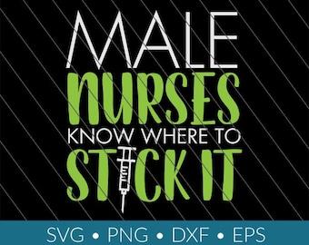 Nurse Stick It Svg Etsy