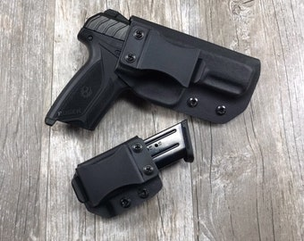 Ruger Security 9 IWB Holster by SDH Swift Draw Holsters | Etsy