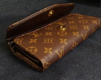 1c7a5e67a1ab5 Louis LV Wallet Woman