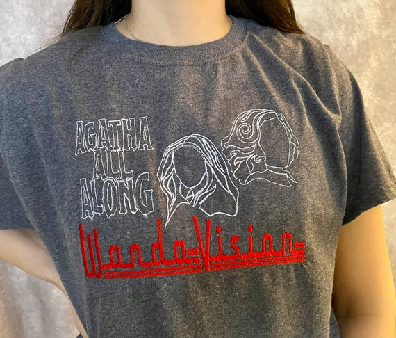 Embroidered T-shirt Love a Soldier