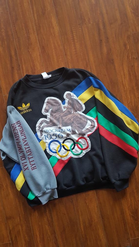 Vintage Adidas Stovkholm/Helsinki Olympics.
