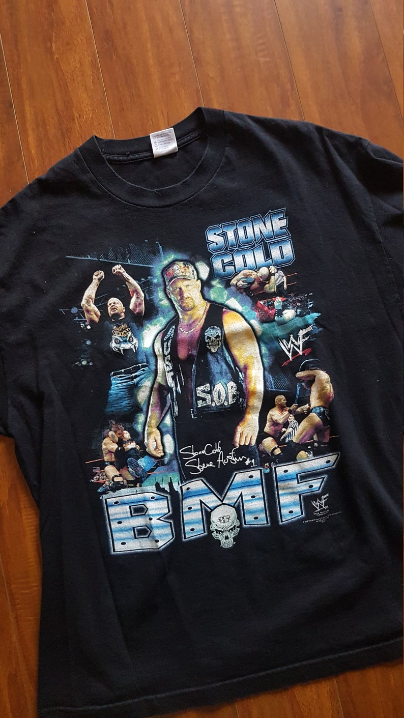 Back with a vengance 2000 Stone Cold BMF