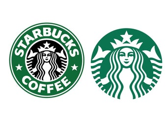 picture about Printable Starbucks Logos called Starbucks symbol Etsy