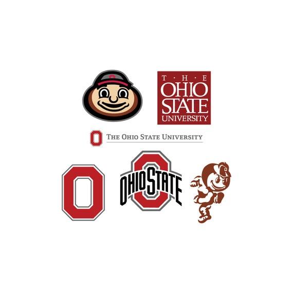 Ohio State Buckeyes Svgohio State University Cutting Etsy