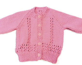 b7d72682963f Knitted baby clothes