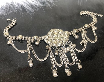 Arm jewellery, body jewellery, body jewels, baju band, arm band with chains, arm jewels, body jewel, armlet