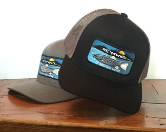 b6524f82027 Beyond the River Truck Hat