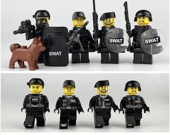 Lego City Police Etsy