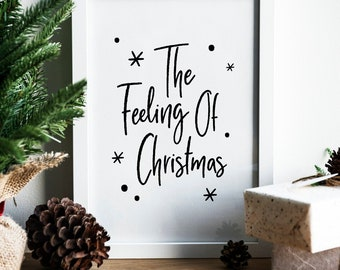 Christmas Quotes Etsy