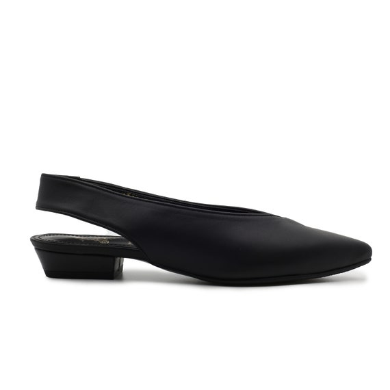 Women's Pointed Toe Slingback Flats in