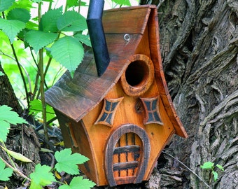 Sensational Bird House Etsy Download Free Architecture Designs Scobabritishbridgeorg