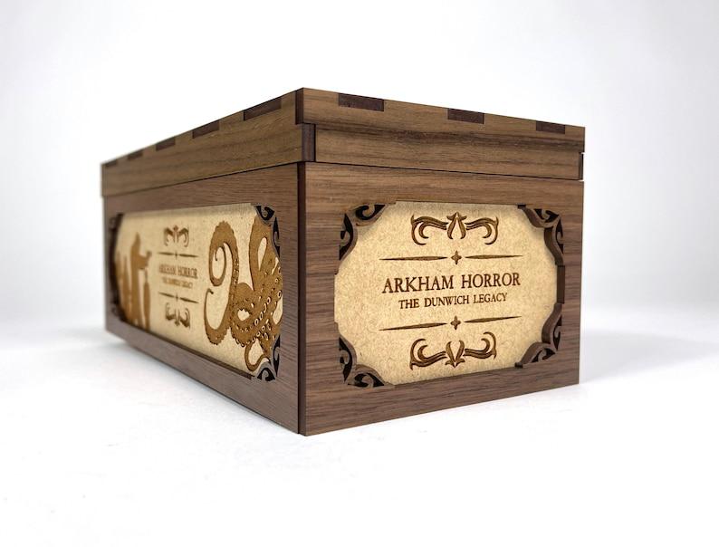 Premium Campaign Storage Box  Arkham Horror LCG image 1