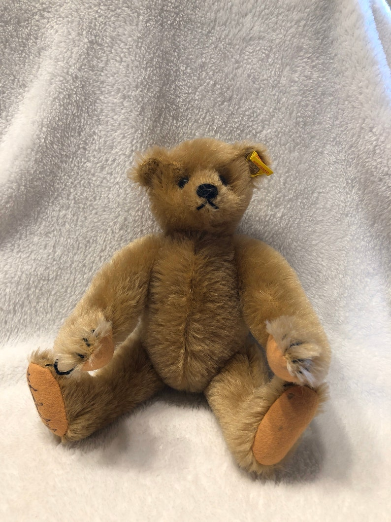 Steiff Margaret Strong Bear Signed