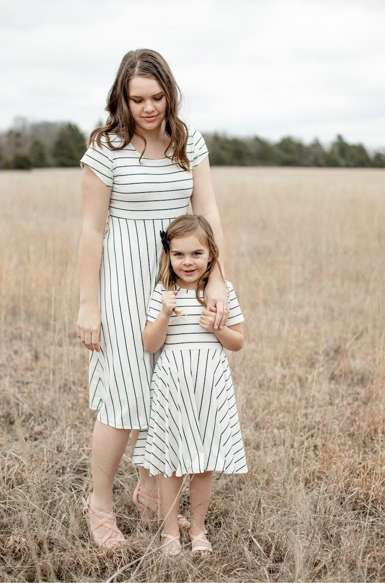 ac8984957ea Mommy and me dress women's dress modest dress   Etsy