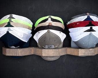 011b3f2cc64 Hat Rack (wall mounted hat organizer)