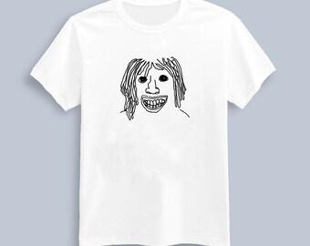 Hanging Billie Eilish Tee Shirt | Etsy
