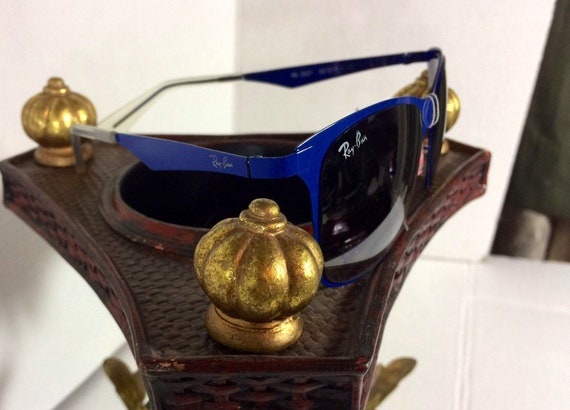 Vintage Rayban Metal ultralight Sunglasses