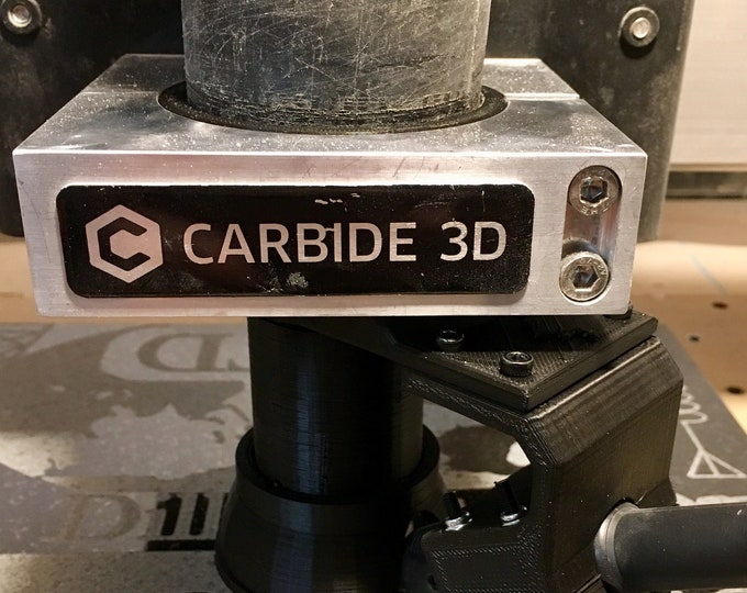 Digital Download: High-Speed Rotary Diamond Engraver for Shapeoko