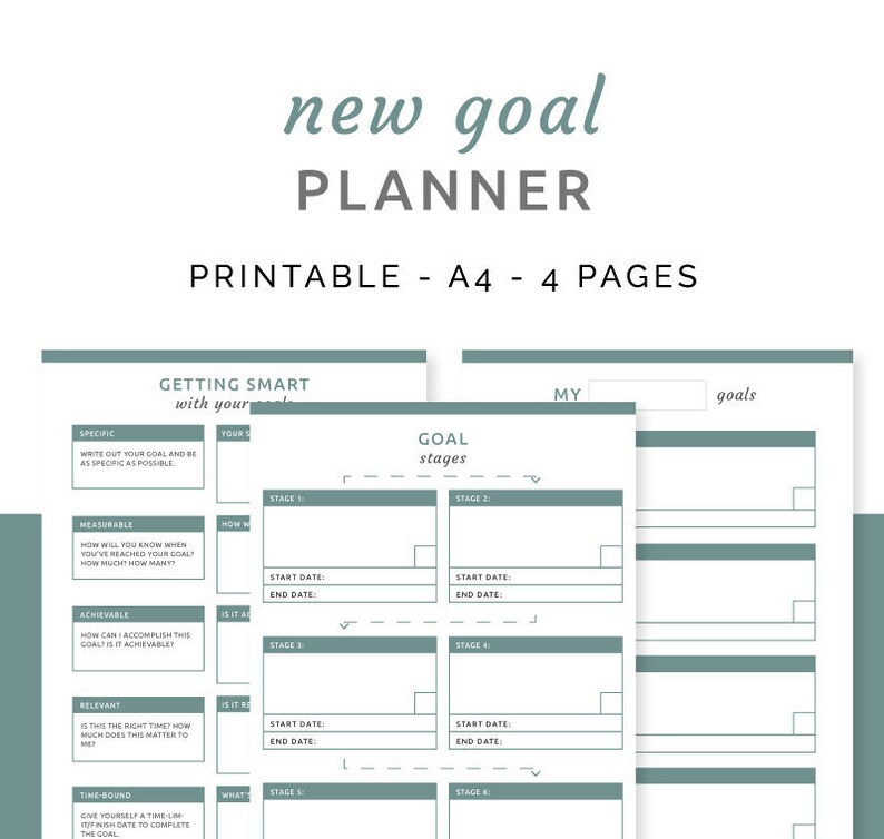 picture relating to Printable Goal Tracker identified as Function Planner Purpose Printable, Intent Tracker, Objective Environment, Reason Creating Package, Plans Worksheet