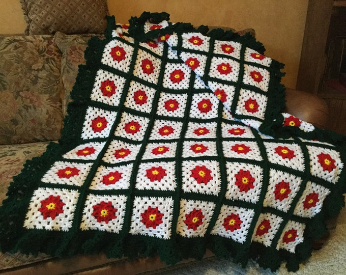 Holiday Afghan