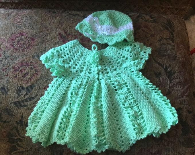 Crochet Girls Dresses
