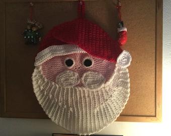 Decorative Holiday Santa