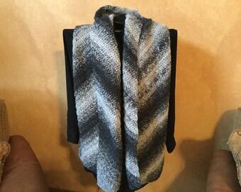 Winter Crochet Scarf