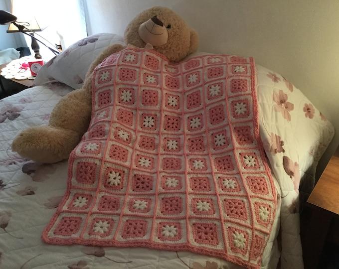 Crochet Crib Afghan