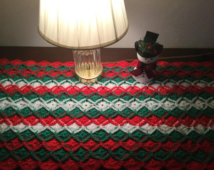 Crochet Table Runner