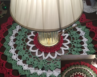 Holiday Doily