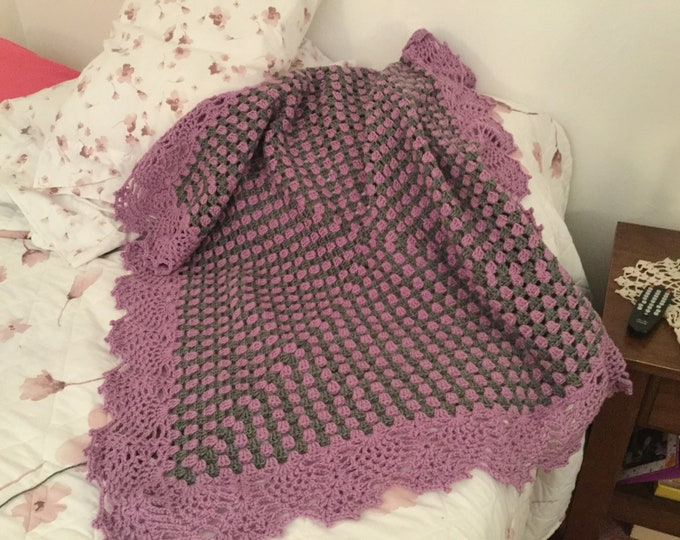 Crochet Blanket Toddler