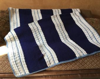 Afghan Crocheted