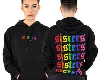 6e06e290165c0 James charles sisters hoodie