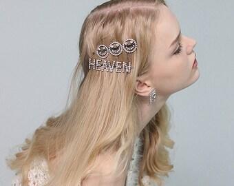 741bac21562 Luxury hair clips | Etsy