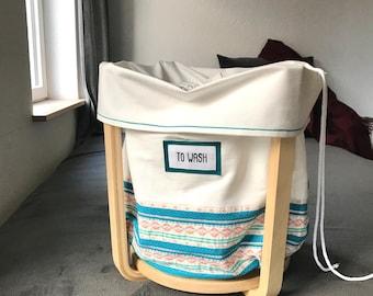 """Laundry box """"Noble and Boho"""""""