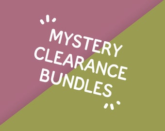 MYSTERY Clearance Bundles