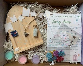 DIY Fairy Door * Make Magic * Craft Kit