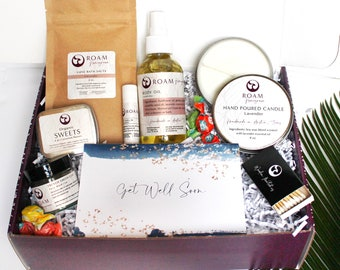 Get Well Gift Etsy