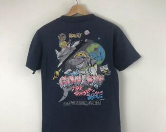 cf718967f5 Vintage Ron Jon Surf Pocket T Shirt korky cruiser in space florida