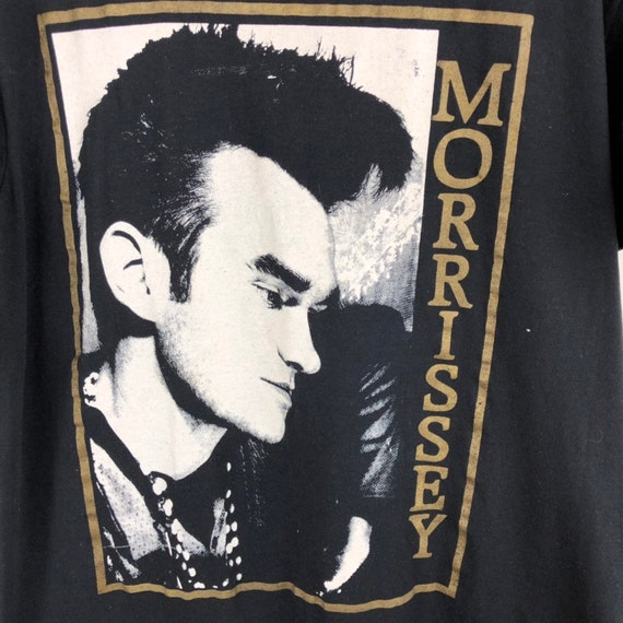 Vintage Morrissey Shirt The Smiths Viva Hate Band