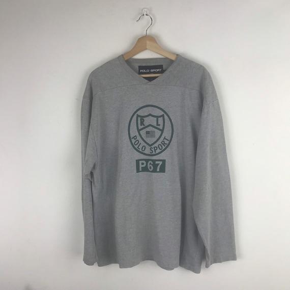 Vintage Polo Sport  Sweatshirt  Ralph Lauren big l