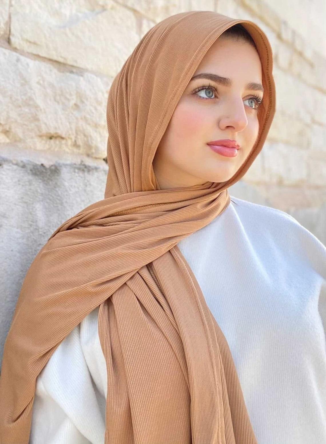 Jersey Hijabs   Stretch jersey hijab   Hijabs - Unique Hijabs