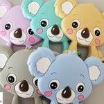 teething toy, Koala teether silicone