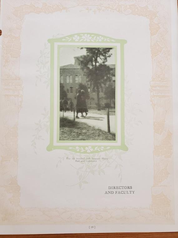 Design Scrapbook Art Illustration Ephemera for Junk Journal 1925  CA Rancho Graphics