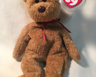 cd92baf2220 Very Rare (Must Read Multiple Error) Curly TY Beanie Baby