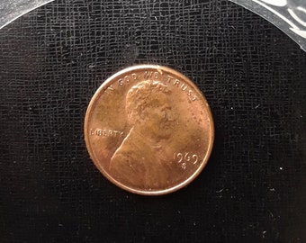 1972 Lincoln Penny MS67 Floating D the rarest Doubled Die | Etsy