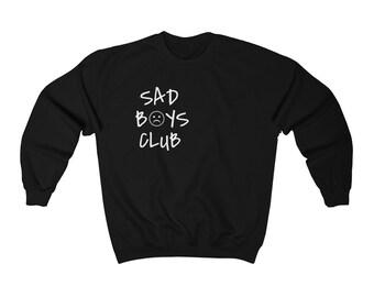 a019ca03d43f5 Sad Boys Club Sweatshirt