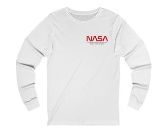 c4d13821 Nasa long sleeve shirt | Etsy