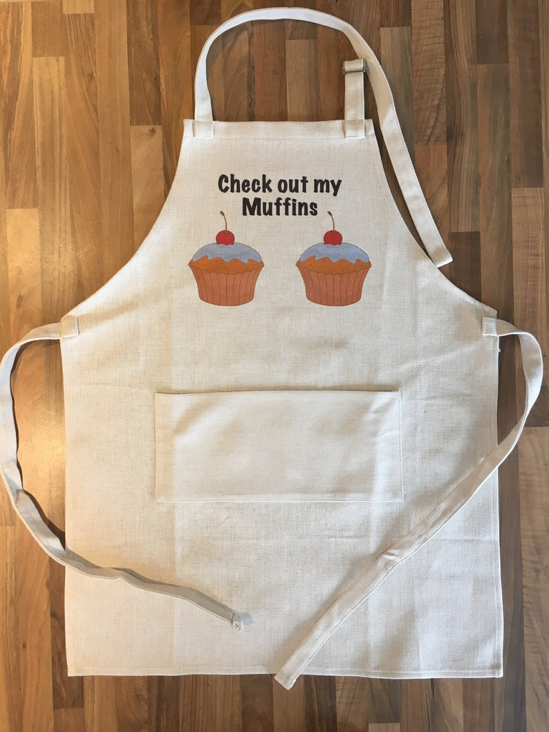 Check out my Muffins Apron