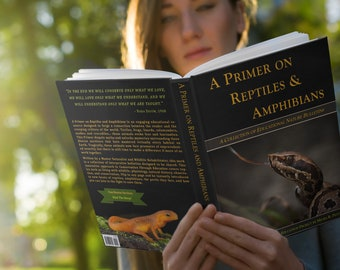 A Primer on Reptiles & Amphibians: A Collection of Educational Nature Bulletins